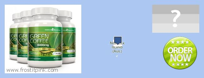 Purchase Green Coffee Bean Extract online Norfolk Island