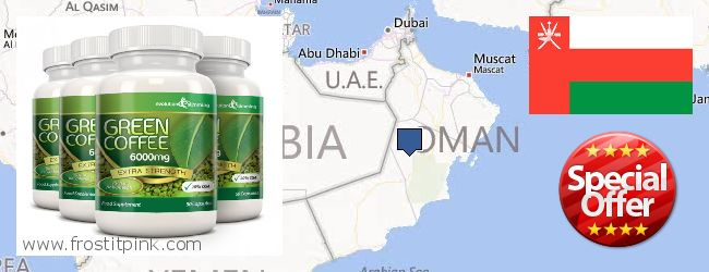 Purchase Green Coffee Bean Extract online Oman