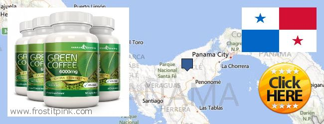 Purchase Green Coffee Bean Extract online Panama