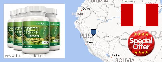 Where to Purchase Green Coffee Bean Extract online Peru