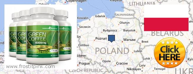 Best Place to Buy Green Coffee Bean Extract online Poland