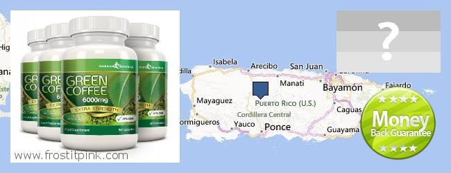 Purchase Green Coffee Bean Extract online Puerto Rico