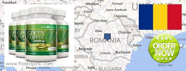 Buy Green Coffee Bean Extract online Romania