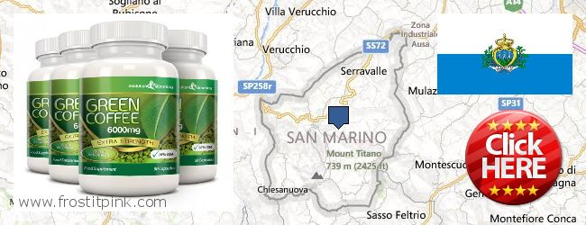 Where to Buy Green Coffee Bean Extract online San Marino