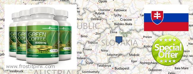 Buy Green Coffee Bean Extract online Slovakia
