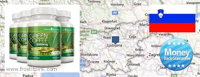Where to Buy Green Coffee Bean Extract online Slovenia