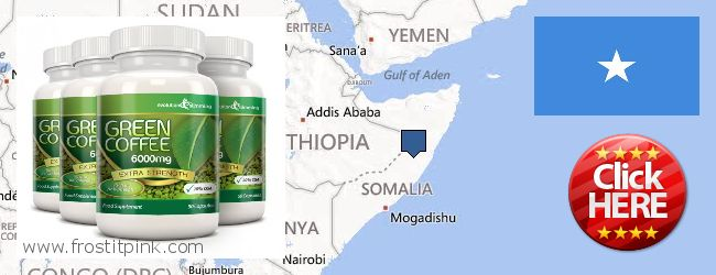Where to Buy Green Coffee Bean Extract online Somalia