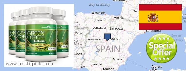 Where Can I Purchase Green Coffee Bean Extract online Spain