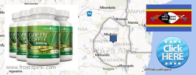 Where to Purchase Green Coffee Bean Extract online Swaziland