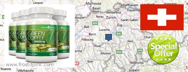Where to Buy Green Coffee Bean Extract online Switzerland