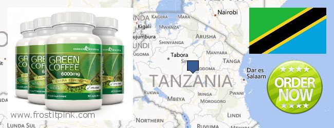 Where to Buy Green Coffee Bean Extract online Tanzania