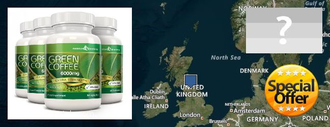 Where to Buy Green Coffee Bean Extract online UK