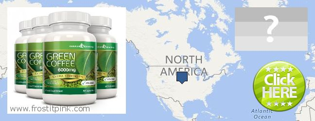 Purchase Green Coffee Bean Extract online USA