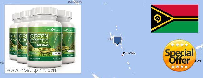 Buy Green Coffee Bean Extract online Vanuatu