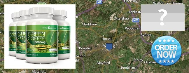 Where to Purchase Green Coffee Bean Extract online Woking, UK