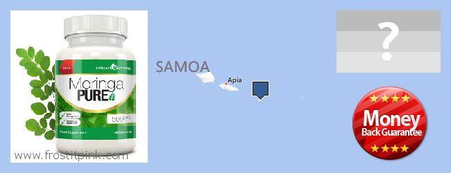Where to Buy Moringa Capsules online American Samoa