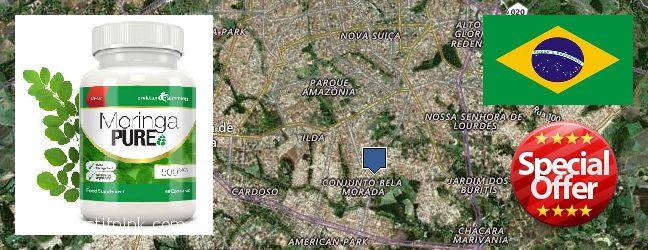 Where to Buy Moringa Capsules online Aparecida de Goiania, Brazil