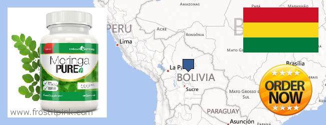 Where to Buy Moringa Capsules online Bolivia