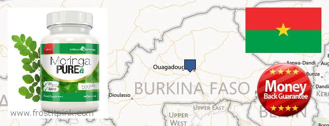 Purchase Moringa Capsules online Burkina Faso