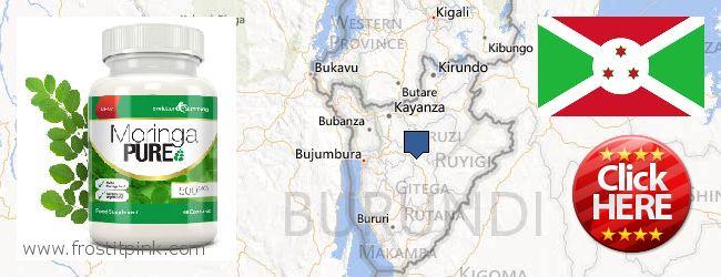 Purchase Moringa Capsules online Burundi
