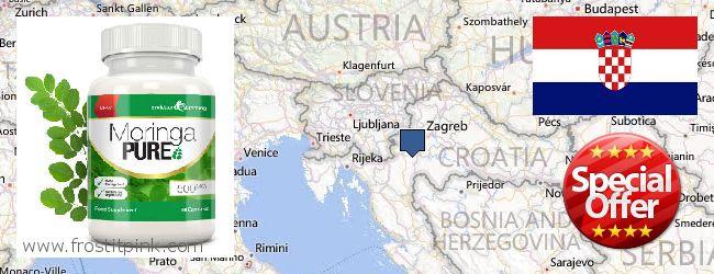 Purchase Moringa Capsules online Croatia