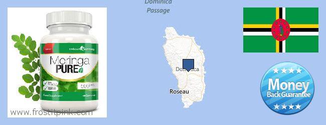 Де купити Moringa Capsules онлайн Dominica
