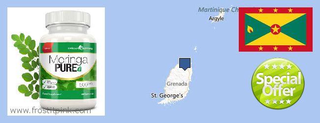 Buy Moringa Capsules online Grenada