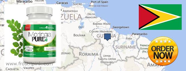 Where to Buy Moringa Capsules online Guyana