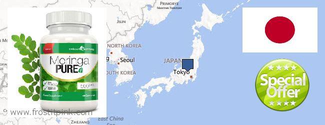 Purchase Moringa Capsules online Japan