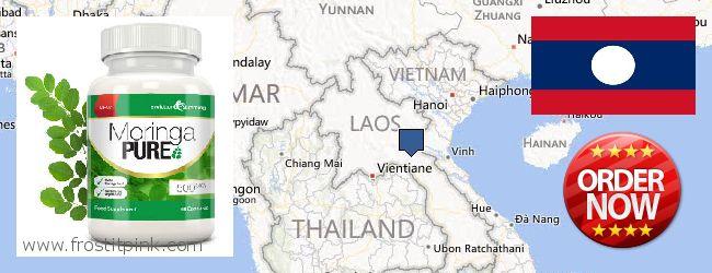 Waar te koop Moringa Capsules online Laos
