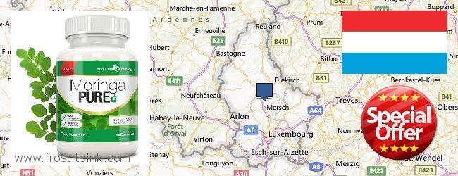 Gdzie kupić Moringa Capsules w Internecie Luxembourg