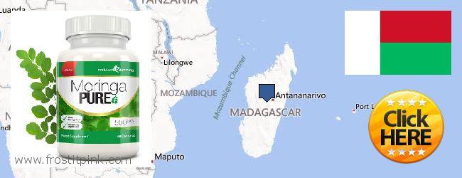 Best Place to Buy Moringa Capsules online Madagascar