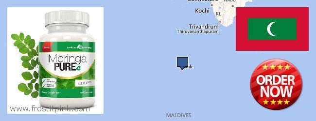 Buy Moringa Capsules online Maldives