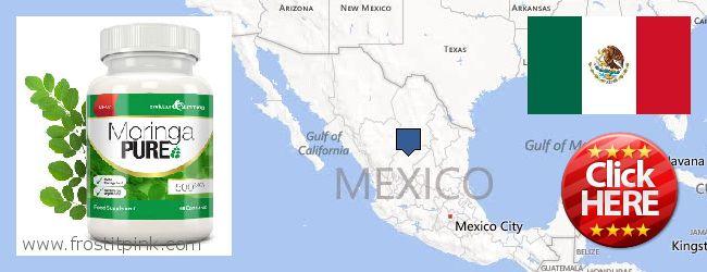 Buy Moringa Capsules online Mexico