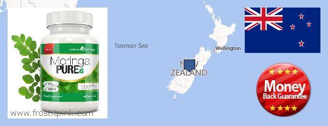 Kde koupit Moringa Capsules on-line New Zealand