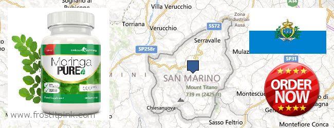 Purchase Moringa Capsules online San Marino