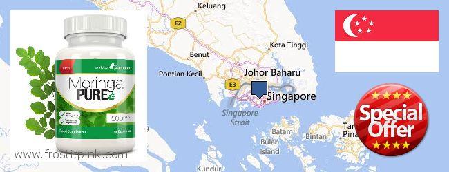 Where to Purchase Moringa Capsules online Singapore
