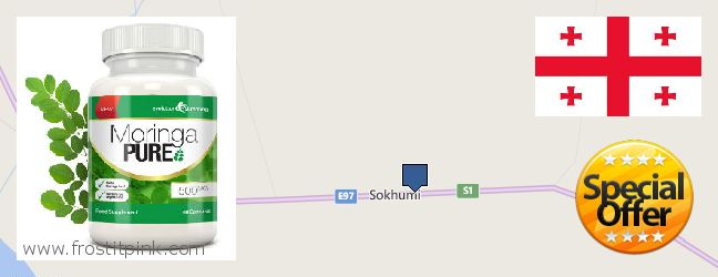 Where to Buy Moringa Capsules online Sokhumi, Georgia