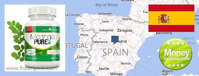 Purchase Moringa Capsules online Spain