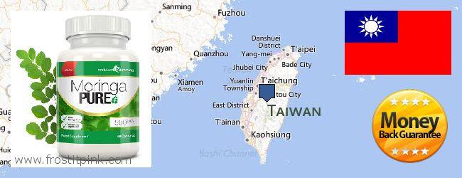 Buy Moringa Capsules online Taiwan