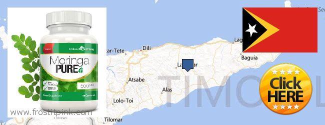 Where to Buy Moringa Capsules online Timor Leste
