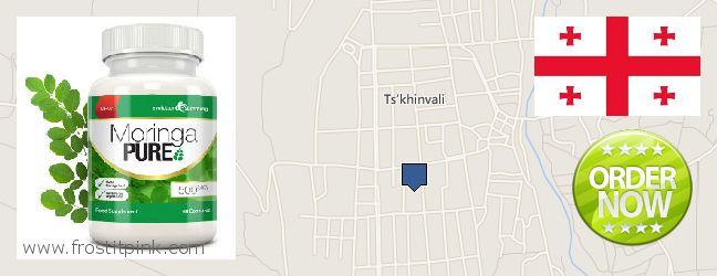 Where to Buy Moringa Capsules online Ts'khinvali, Georgia