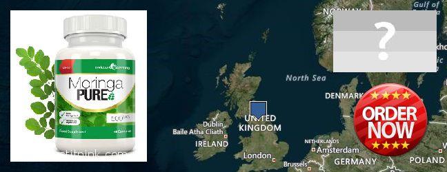 Where to Buy Moringa Capsules online UK