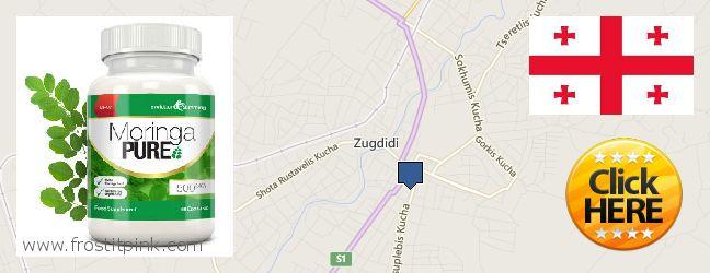 Where to Buy Moringa Capsules online Zugdidi, Georgia