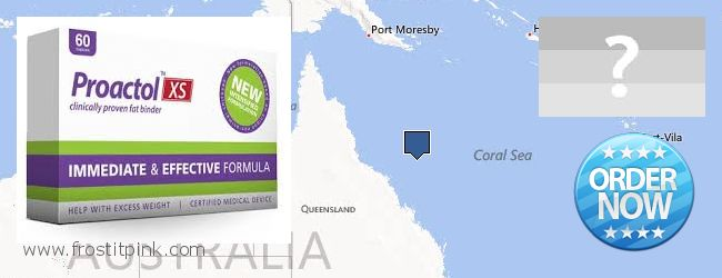 Where to Buy Proactol Plus online Coral Sea Islands