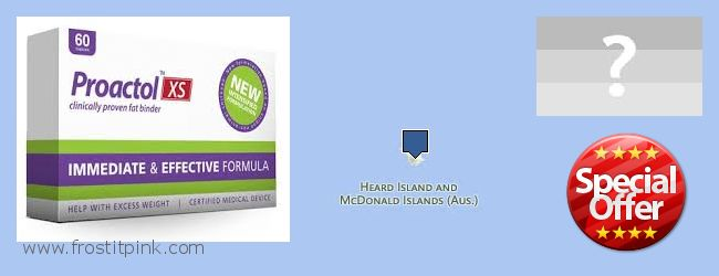 Purchase Proactol Plus online Heard Island and Mcdonald Islands