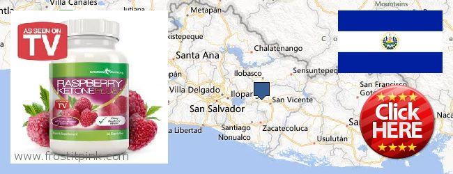 Purchase Raspberry Ketones online El Salvador