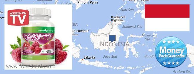 Buy Raspberry Ketones online Indonesia