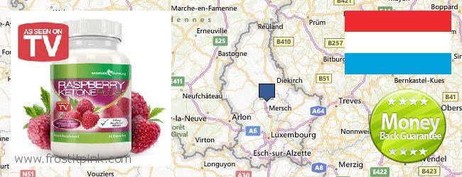 Purchase Raspberry Ketones online Luxembourg