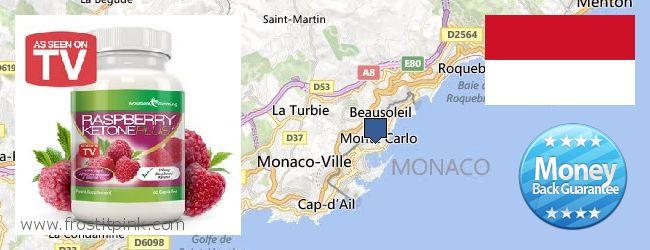 Buy Raspberry Ketones online Monaco